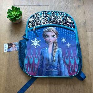 Disney Frozen 2 Elsa Backpack Princess